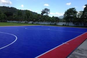 สนามฟุตซอล ตำบล ทับช้าง จันทบุรี