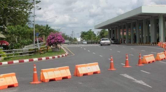 ท่าอากาศยานสุวรรณภูมิ กรุงเทพมหานคร