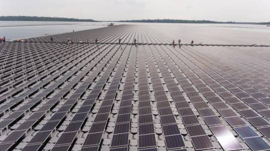 EGAT prepares to showcase the potential of hybrid floating solar cells
